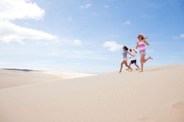 run the dunes