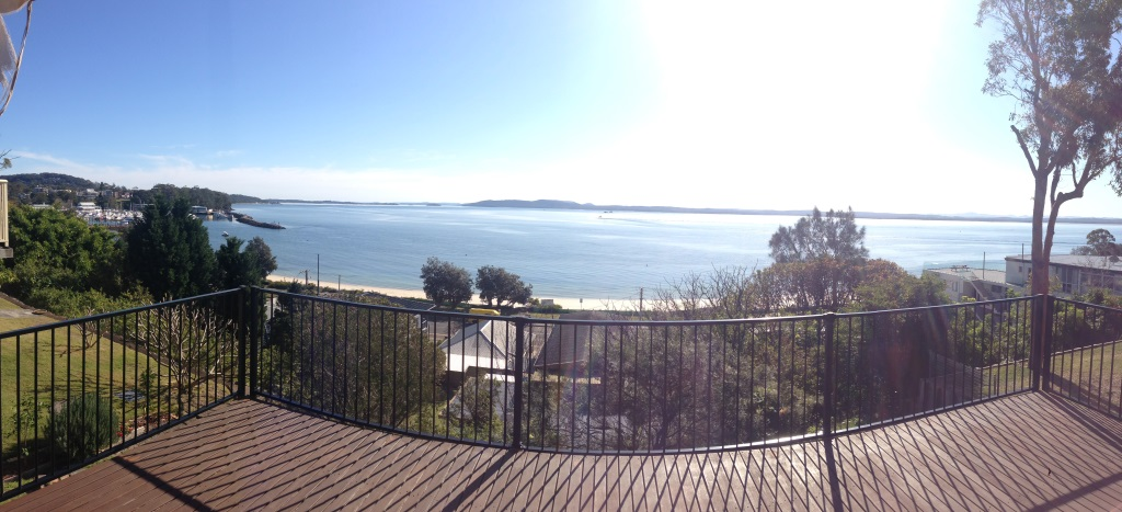 The Retreat Port Stephens - apartment 1 view