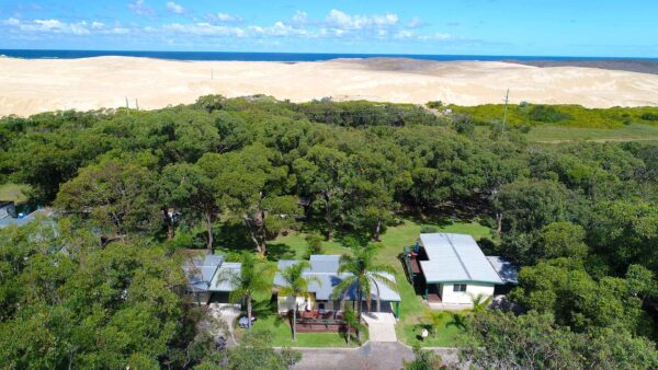 Winter Escapes NSW - The Retreat Port Stephens