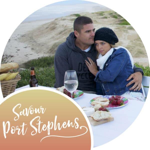 Gourmet Foodie Getaway NSW - The Retreat Port Stephens