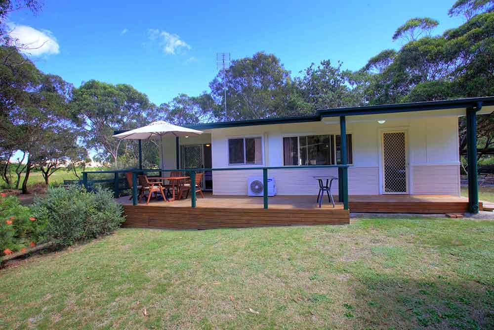 The Retreat Port Stephens - Cabins