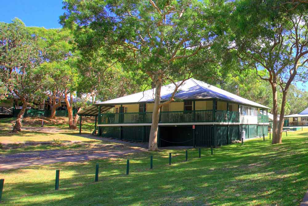The Retreat Port Stephens - The Lodge