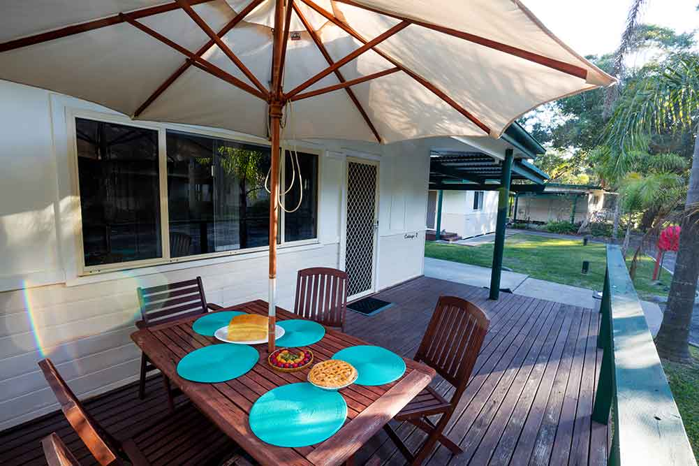 The Retreat Port Stephens - Cabins