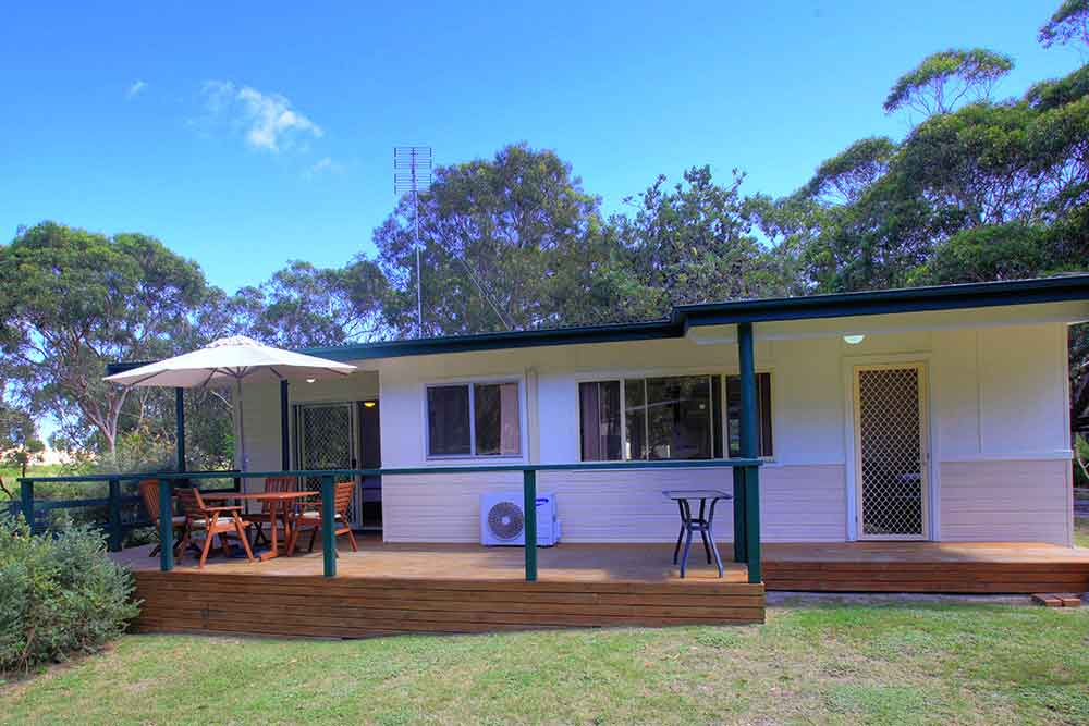 The Retreat Port Stephens - Bungalows