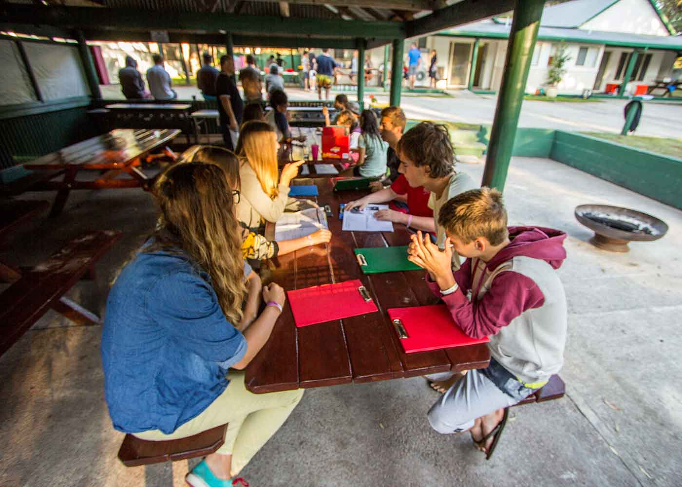 The Retreat Port Stephens - School Camp Venue
