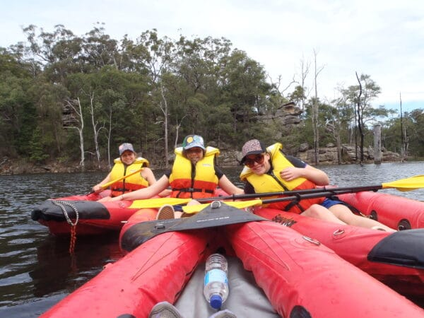 school group adventure camps port stephens nsw - The Retreat Port Stephens