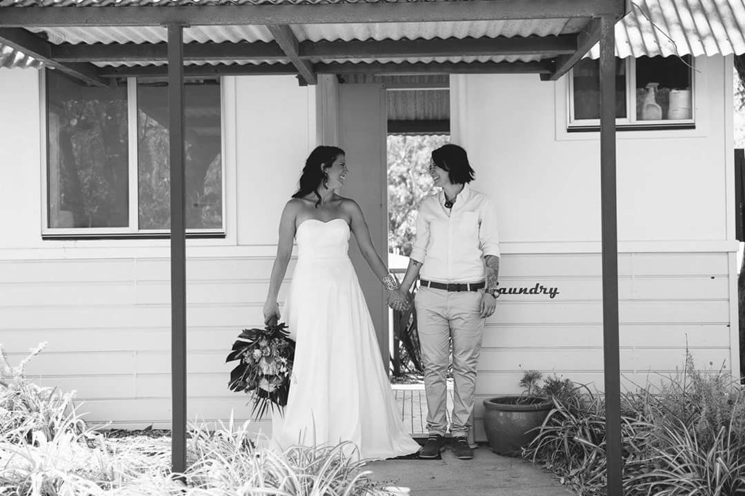 The Retreat Port Stephens - same sex wedding venue