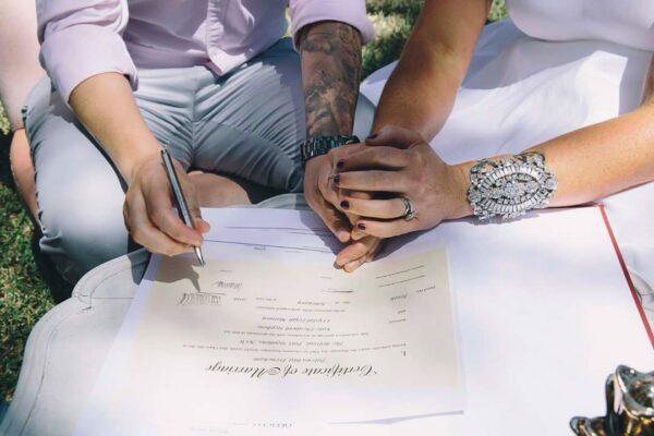 Same Sex Wedding Venue Port Stephens NSW - The Retreat